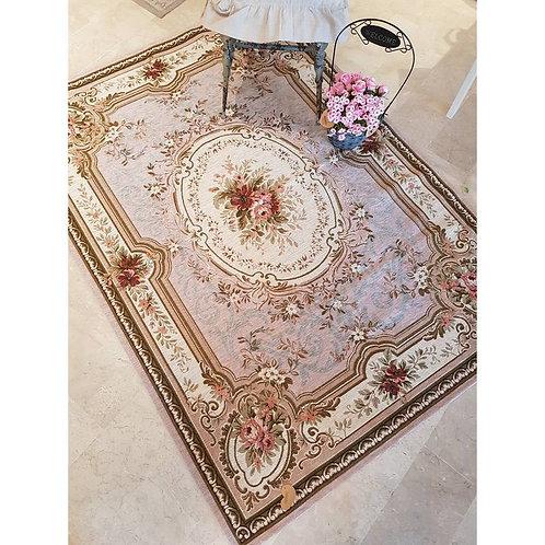 Alfombra 175x240 Elegant - Rosa