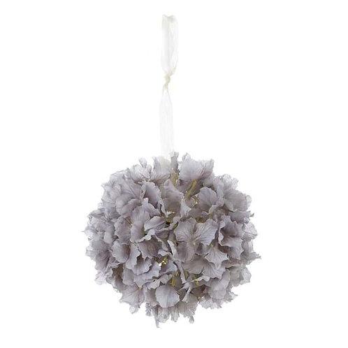 Hortensia Azul - Flor artificial