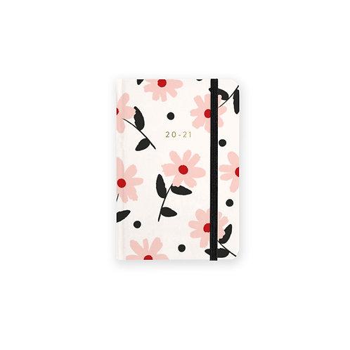 Agenda Semanal 2020-21 Mini Floral