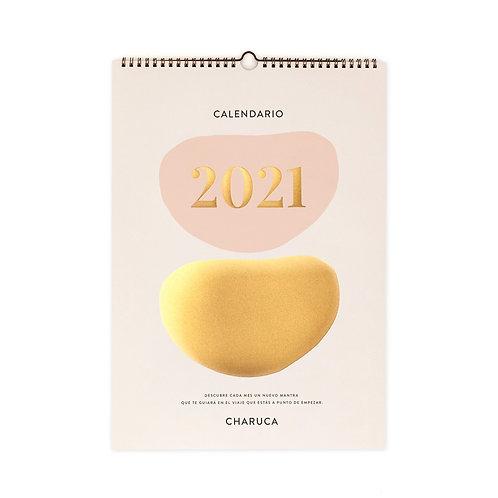 Calendario de pared 2021