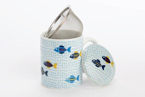 Taza con filtro La Mer