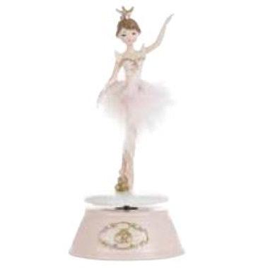 Bailarina carrillón con musica