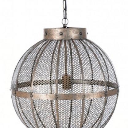 Lámpara metal Marrakech