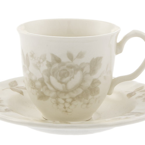 Taza té con plato Splendor