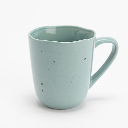 ALBANE -  Taza mug turquesa