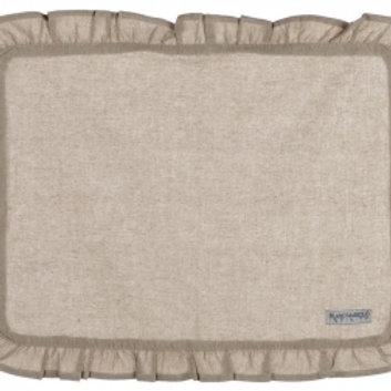 INFINITY - Mantel individual tostado
