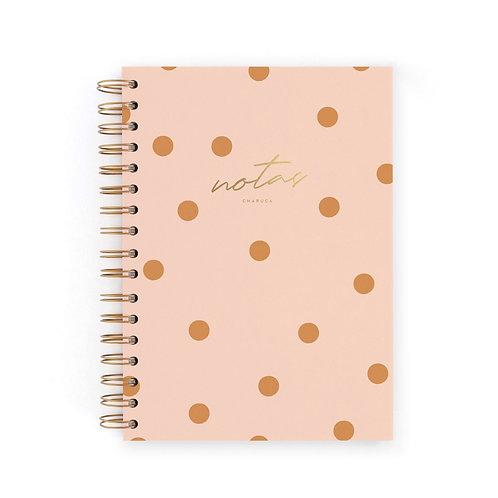 Cuaderno A5 - Pink Canela