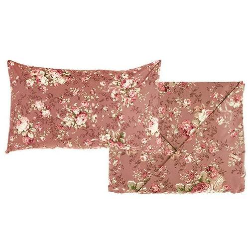 Juego de sabanas Marella cama 90 - Rosa