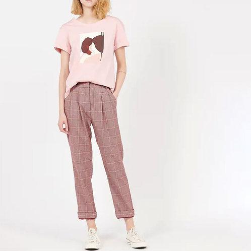 Pantalón pata de gallo