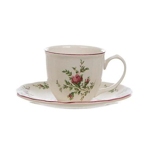 Tazas café Moss Rose