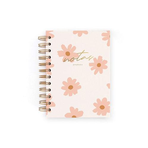 Cuaderno Mini Notas - Floral