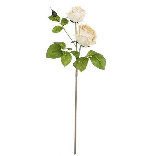 Rosa Amarilla - Flor artificial