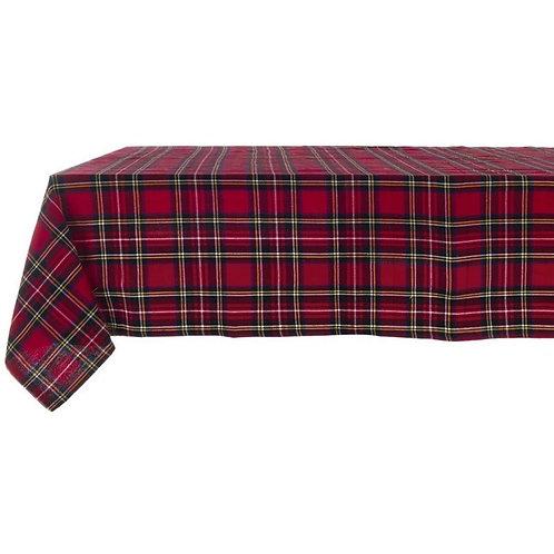 Mantel tartan Rudolph 160x220 cm