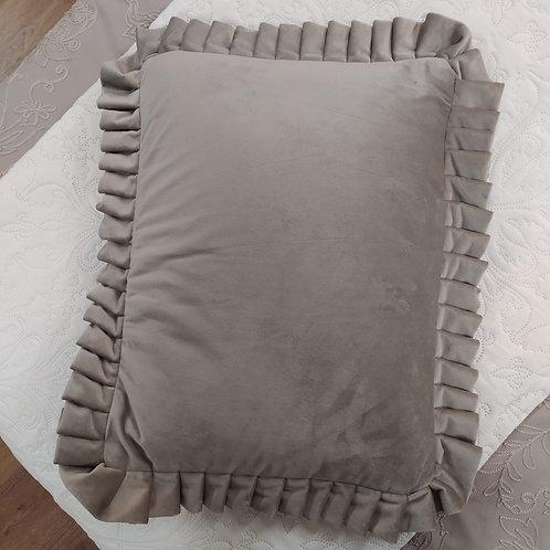 Velvet - Cojín rectangular terciopelo