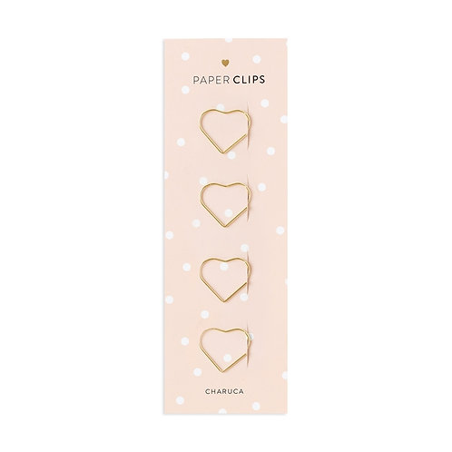 Pack de clips Corazón