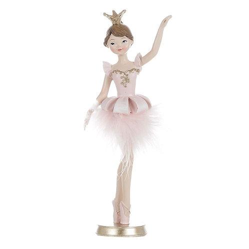 Bailarina rosa