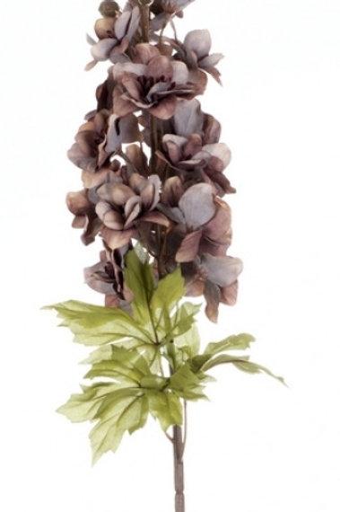 Delphinium ajacis Mauvre - Rama artificial