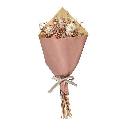 Bouquet de flores secas
