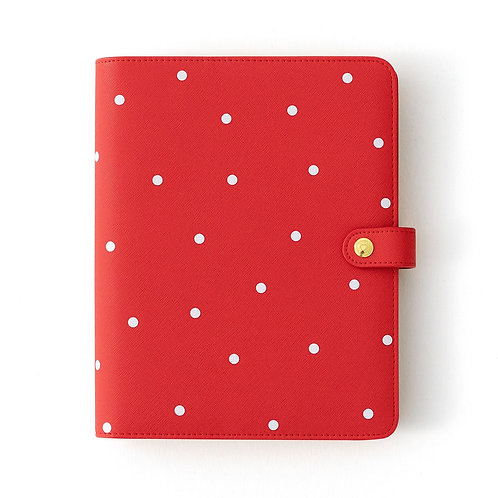 Planner personal A5 - Red topos