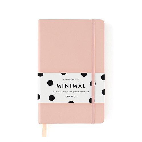Cuaderno con goma Pink