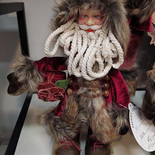 Papa Noel decorativo