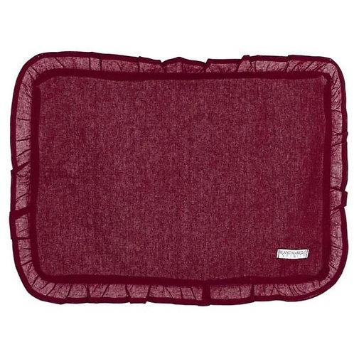 INFINITY - Mantel individual rojo