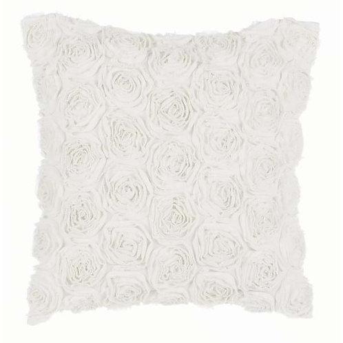 Deco Rose - Cojín con rosas