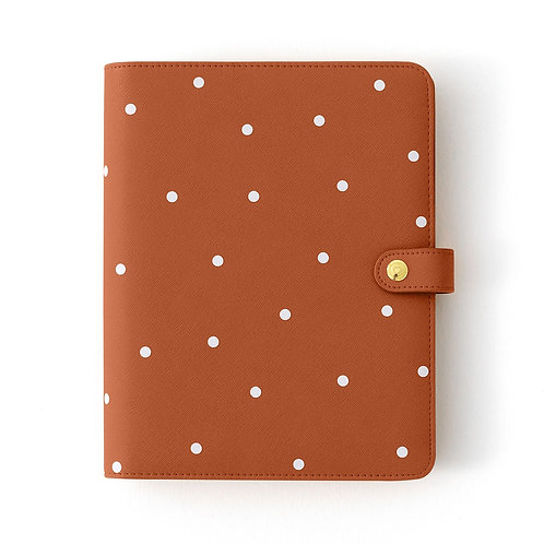 Planner personal A5 - Canela