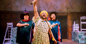 Review: Goldilocks and The Three Musketeers(Battersea Arts Centre)