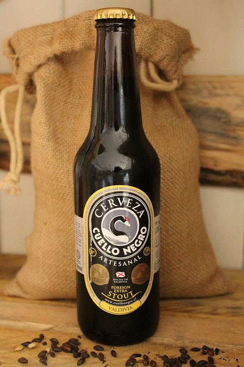 Foreign Strong Stout / Cuello Negro