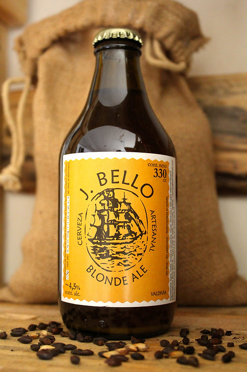 Blonde Ale / JBello