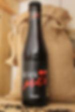 Kriek Max. Cerveza frutosa