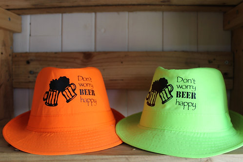 "Gorro ""Beer Happy"""