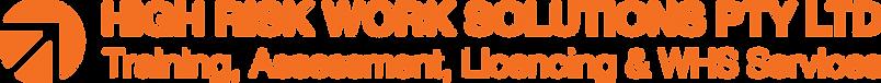 High Risk Work Solutions RGB Orange, png