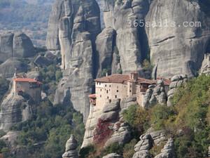 Greece Meteora