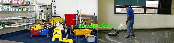 Συνεργειο καθαρισμου
