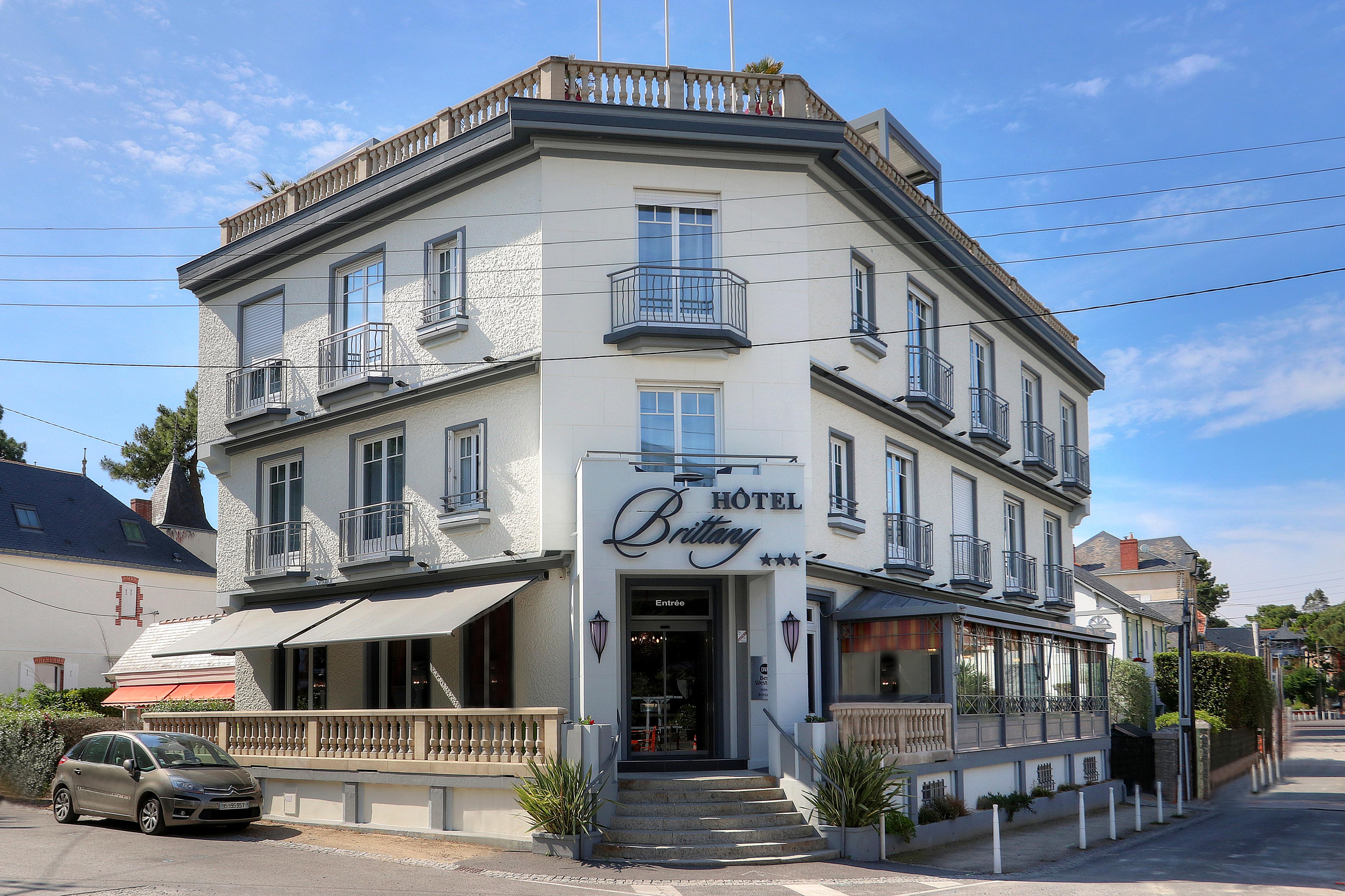 Hôtel à La Baule