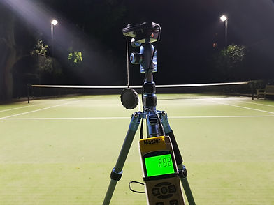 LUX Readings IWE Group LED Sports Lighting Specialists