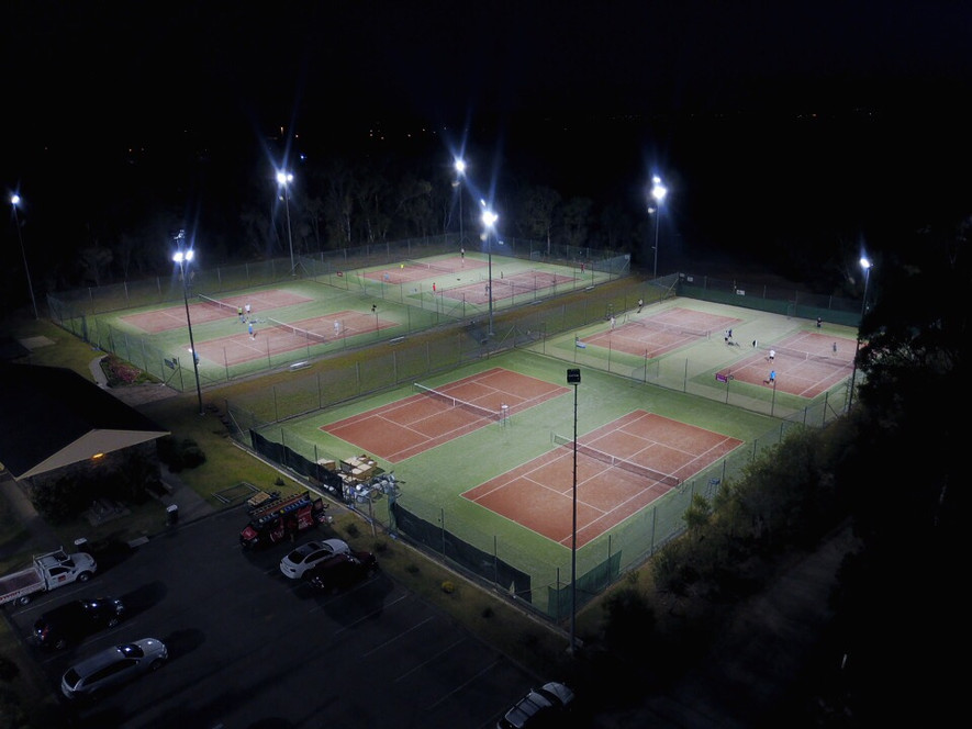 Club Court Project TCL
