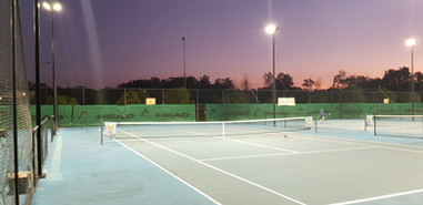 Tennis Courts Project TCL