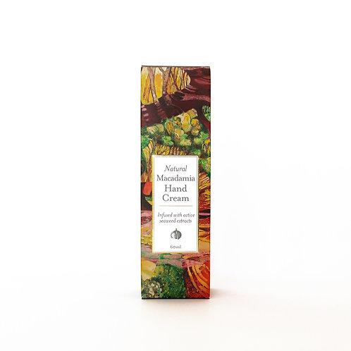All Natural Macadamia & Seaweed Hand Cream