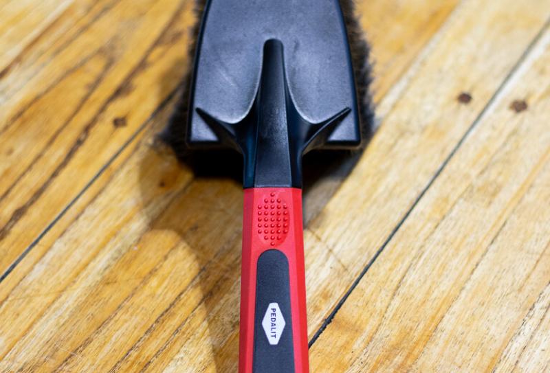 Bike Cleaning Brush Frame | Premium