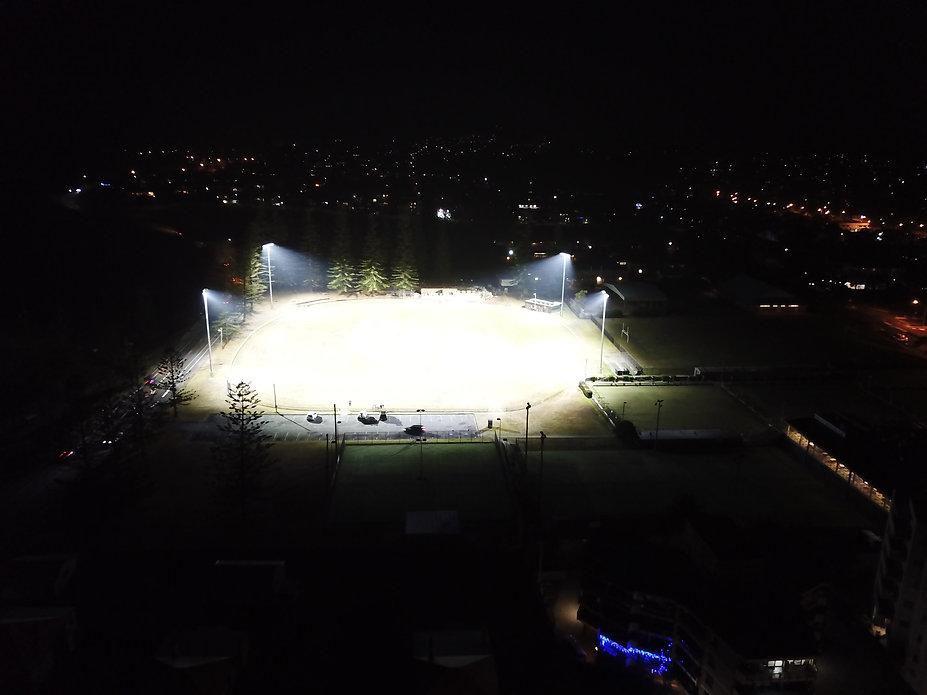 Oxley Oval LED Lighting IWE Group
