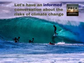 "PBCA CALLS OUT ""ALARMIST MISINFORMATION"" ON CLIMATE CHANGE"
