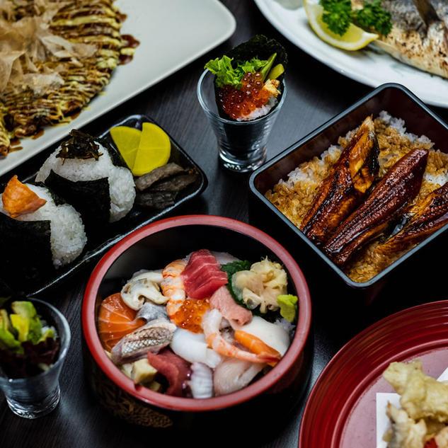 Japonské speciality