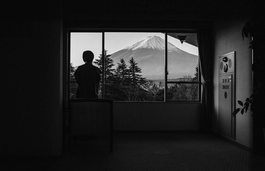 Front Row Fuji