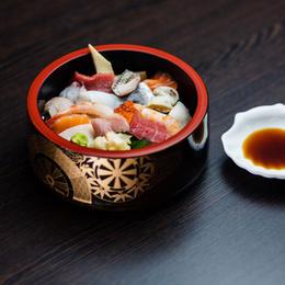 Sushi misky