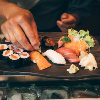 Sushi sety