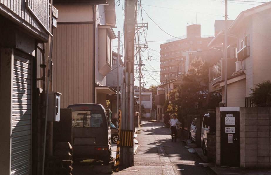 Kanazawa Back Alleys