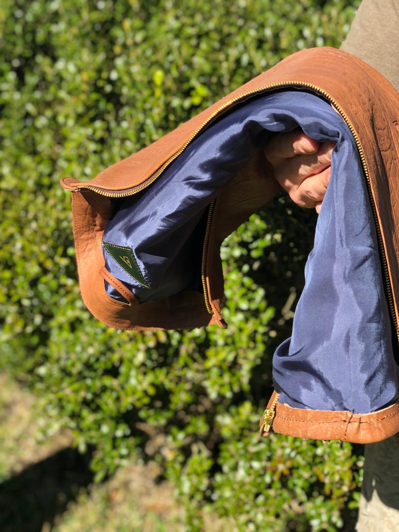 Bespoke Water Buffalo Jacket